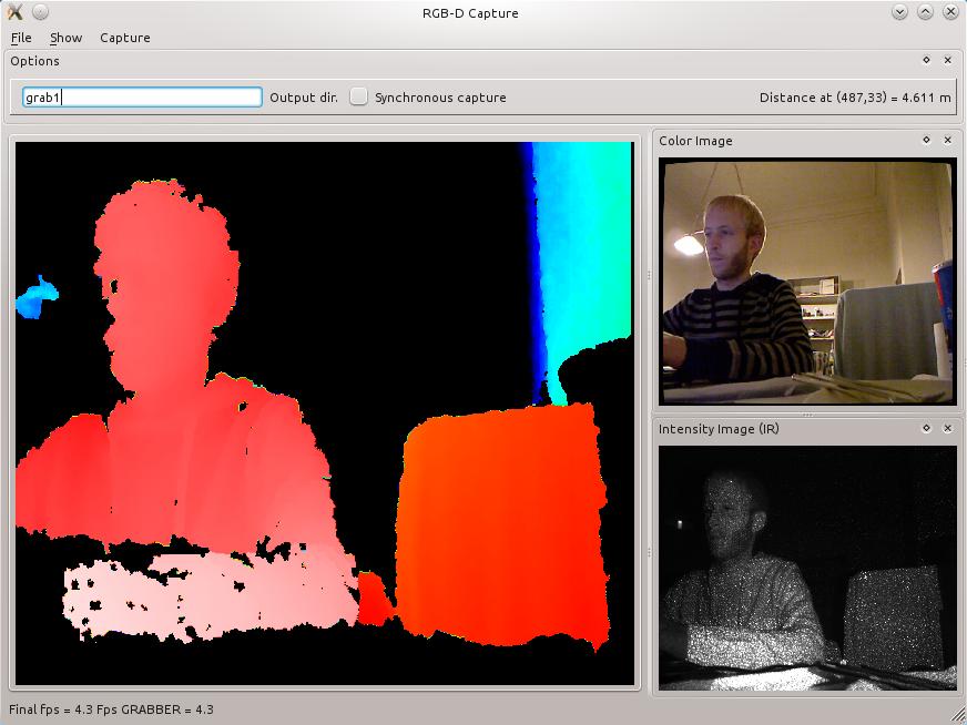 RGBDemo - Viewer